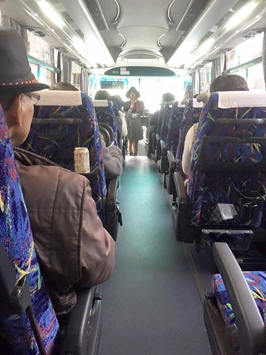 """「薩摩こんしぇるじゅ。日帰りバスツアー第一弾!!""""よかとこ""""いっぱい いちき串木野を巡る」を開催させていただきました。"""