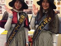 キリン一番搾り「47都道府県の一番搾りプロジェクト」の「一番搾り 鹿児島づくり」キャンペーンサポーターとして、福岡にて行われたイベント&記者会見に、参加させて頂きました。