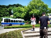 20160801ANA機内上映スカイアイ〜空からのメッセージ〜鹿児島編a