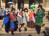 20161105薩長同盟150周年記念パレードb